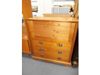 3 Drawer Chest with top desk…WF2294
