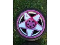 """5x100 3sdm wheels 16"""""""