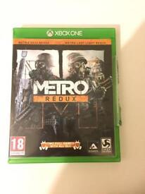 Metro Redux: XBOX ONE