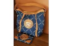 Designer cadillac handbag & purse