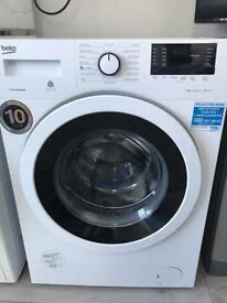 New Beko Washer 8kg A+++ 1500 spin washing machine