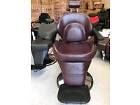 NEW HEAVY DUTY BARBER CHAIR BX-2696,CASH ON COLLECTION ONLY UK