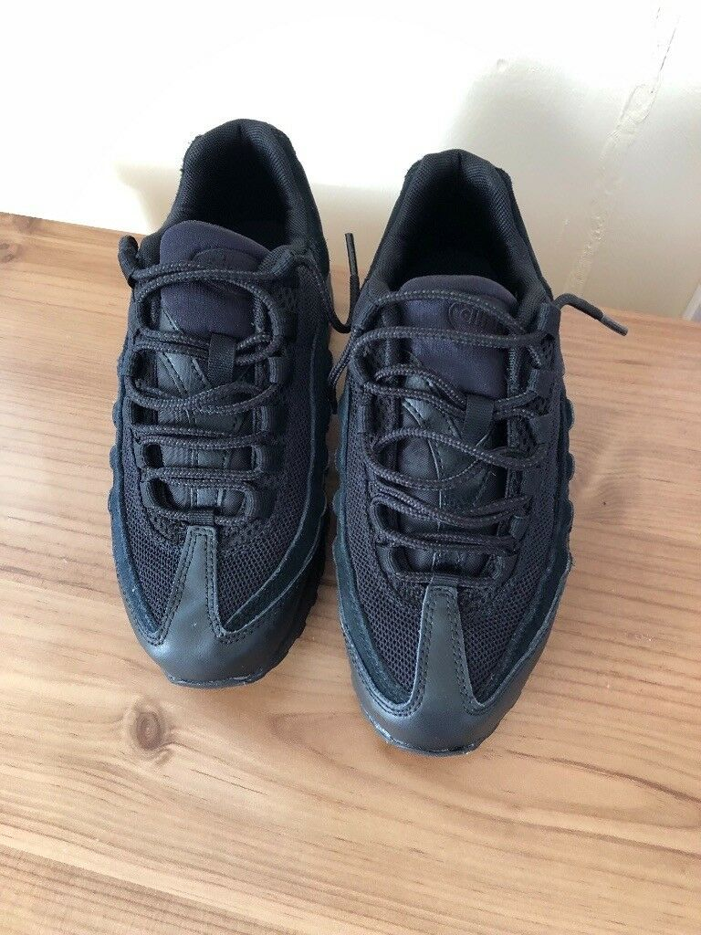 27706e1cea New Black Nike Air Max 95 Junior size 4 | in Heywood, Manchester ...