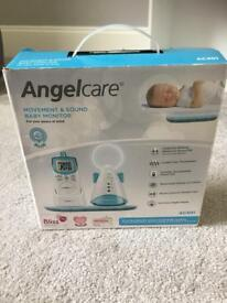 Angel Care Baby Movement & Sound Monitor