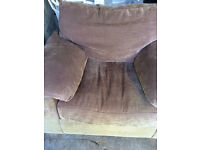 Large Comfy Armchair - FREE