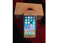 Apple iPhone 6s Gold 16 gb immaculate condition like new on Vodafone and Lebara network