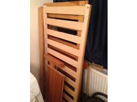Fantastic Mamas and Papas wooden cot bed for sale