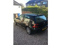 VW Mk4 Golf GTI 1.8T (Spares or Repair)