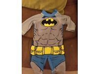 Batman swim costume 9-12 months