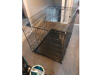 xl dog cage EXCELLENT CONDITION