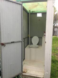 portable toilet Spotswood Hobsons Bay Area Preview