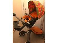 Stokke Xplory with accessories £95 OVNO