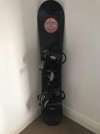 Burton B/13 Snowboard