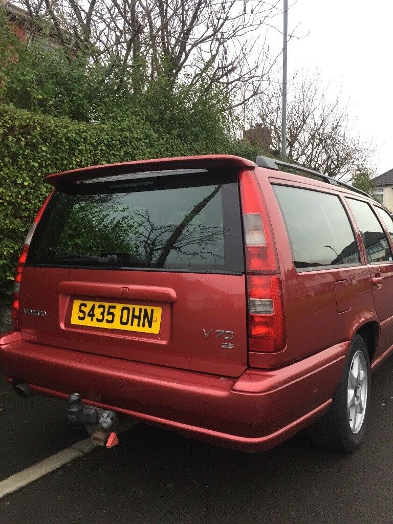 1998 Volvo V70 2 5 20 Valve Very Rare Car Available On Classic Insurance In Liverpool Merseyside Gumtree