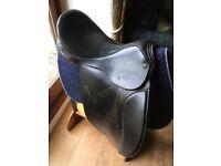Black Falcon saddle.