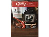 Power Pressure Cooker XL 5litres