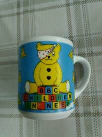 Collectible 'Children in need' items