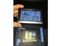 Selling garmin nuvi 2497 car sat nav
