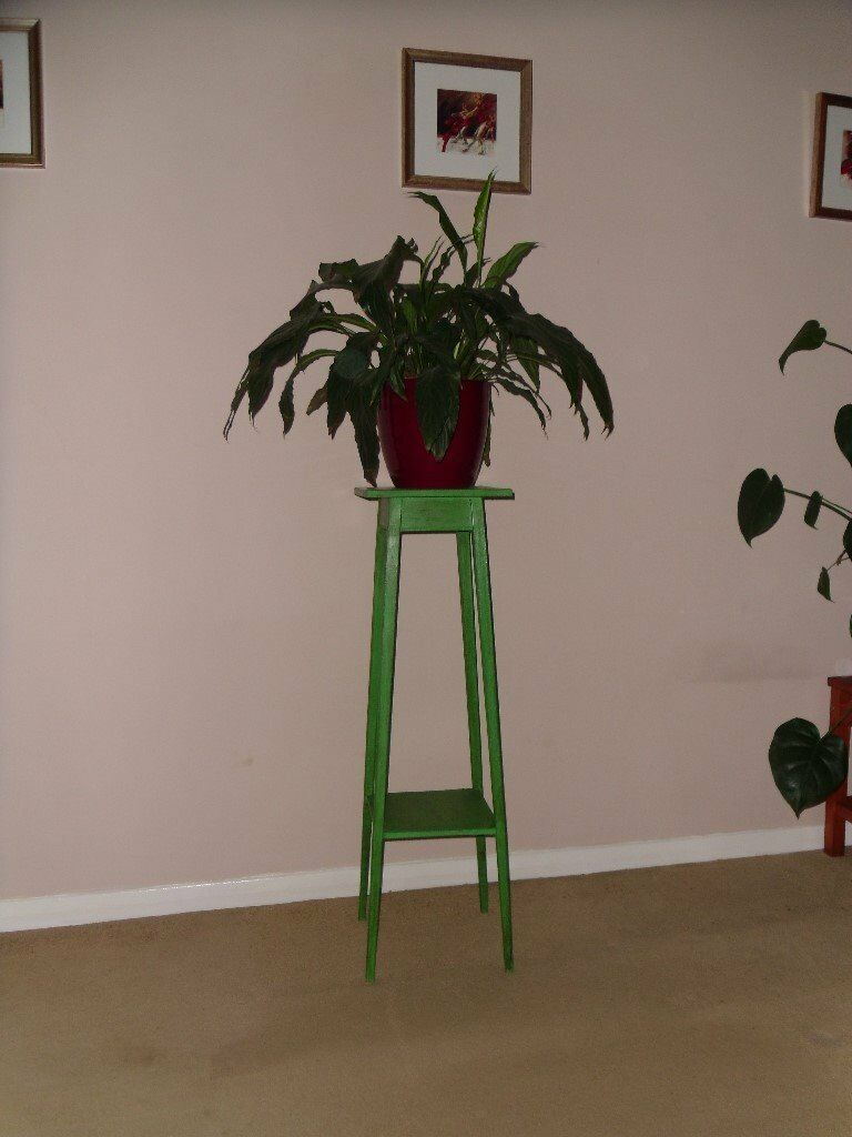Vintage wooden plant stand painted in Annie Sloan chalk  : 86 from www.gumtree.com size 768 x 1024 jpeg 73kB