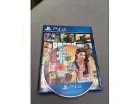 GTAV for PS4
