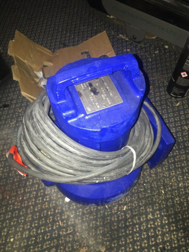 Wondrous Ksb Ama Porter 601 Ne Submersible Pump Sewage Pump Dirty Water Wiring Digital Resources Pelapshebarightsorg