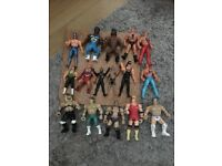 Bootleg figures wanted
