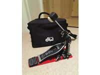 DW 5000 double chain pedal