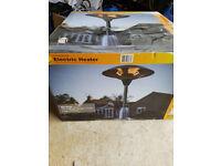 "La Hacienda Infra Red Tabletop patio Electric Heater ""Orion"" model TA09"