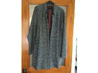 Ladies Next wool mix coat/jacket size 12