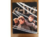 AHA 1986 / 87 Official World Tour Concert Programme