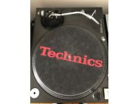 Technics 1210 Mk ii & ortofon cartdridge + styles- great condition!