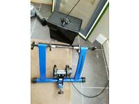 Bicycle exercise trainer