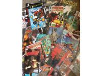 Comics Job Lot