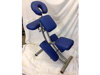 Indian Head massage chair