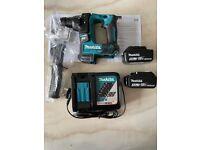 Makita DHR171Z 18V Cordless Brushless SDS Plus Rotary Hammer Drill, 2 x 5Ah Batteries