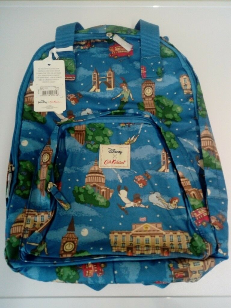 Disney Peter Pan Cath Kidston Backpack