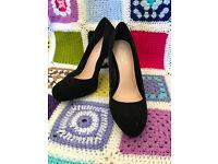 Carvela / Kurt Geiger - Black Heel Shoes