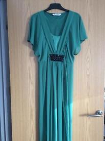 Kaleidoscope size 14 evening dress