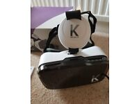 Keplar-VR Immersion Goggles