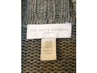 The White Company Knit Cardigan