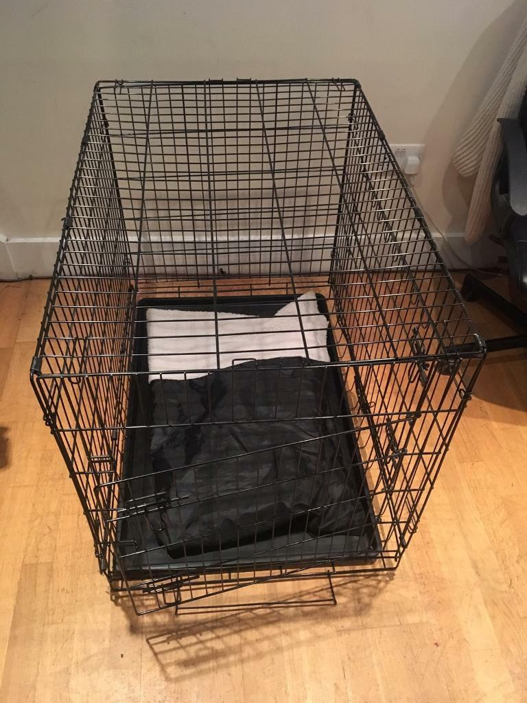 Dog cage. Never used. Will accept offers