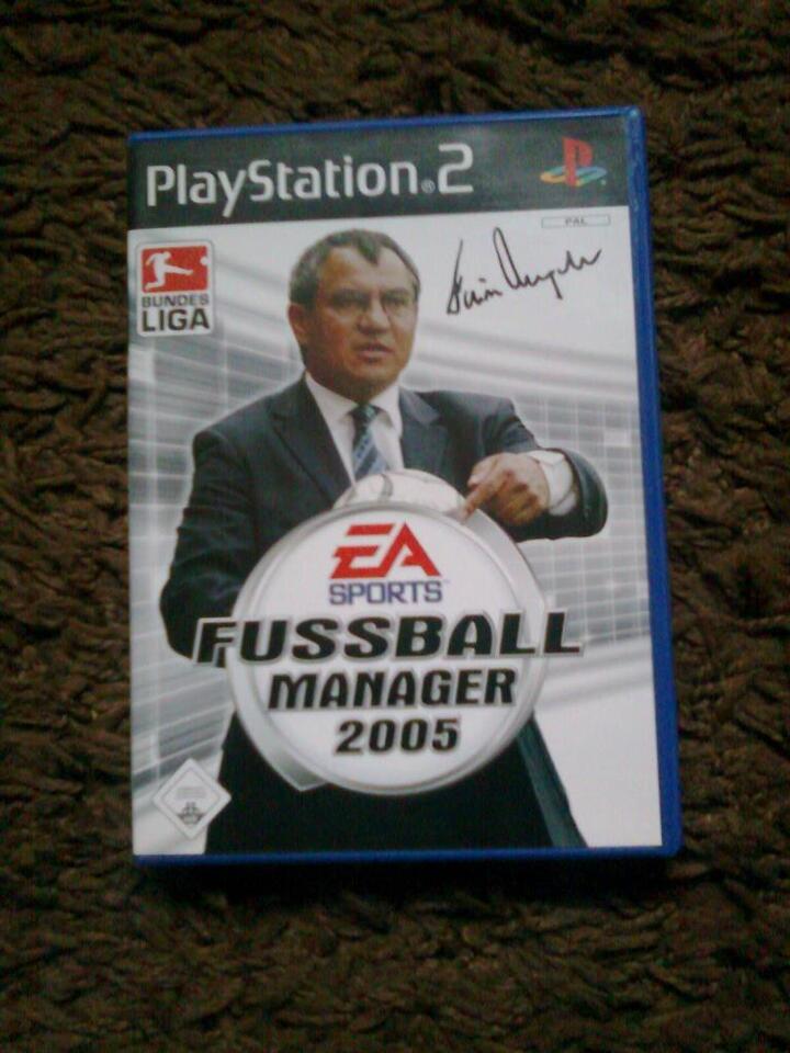 Fussball Manager 2005
