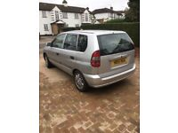 Mitsubishi spacestar 1.6 silver used every day very reliable goo condition for year