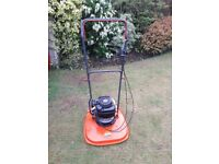 Flymo XL500 Petrol Hover Mower