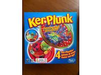 Kerplunk board game - barely used