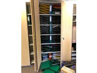 Used lever arch files 100+ various colours, sizes and condition
