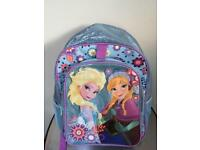 "Frozen backpack - personalised ""Amelia"""