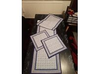 NEW Moroccan Turkish Style table runner set