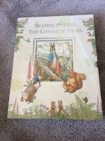 Beatrix potter collection of tales