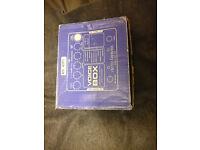 Electro Harmonix Voice Box pedal and AC adaptor